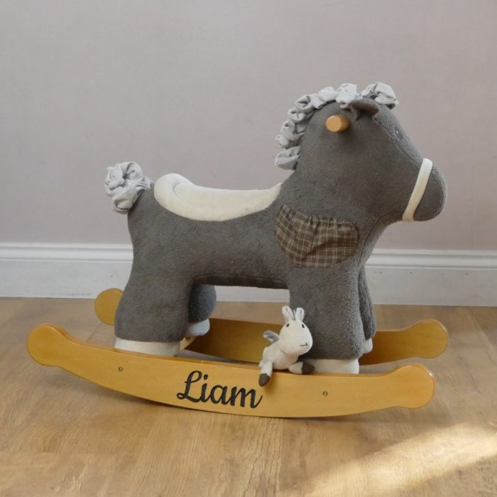 rocking horse for boys