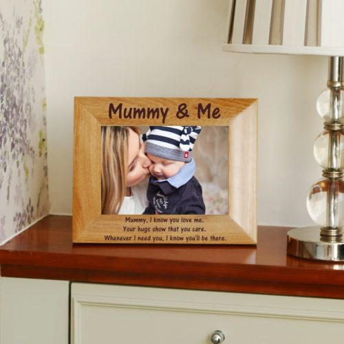 Personalised Mummy Photo Frame
